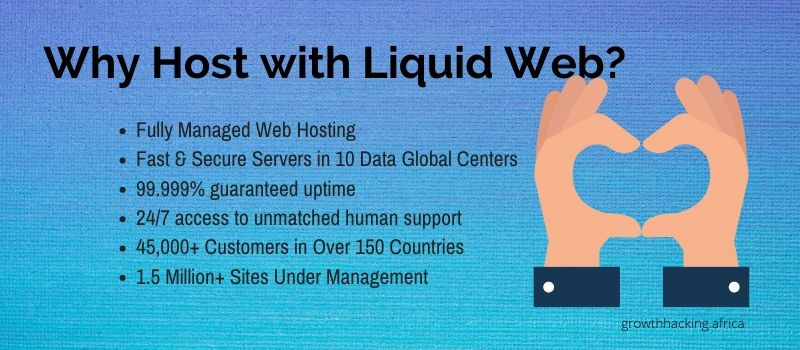 Why Host with Liquid Web